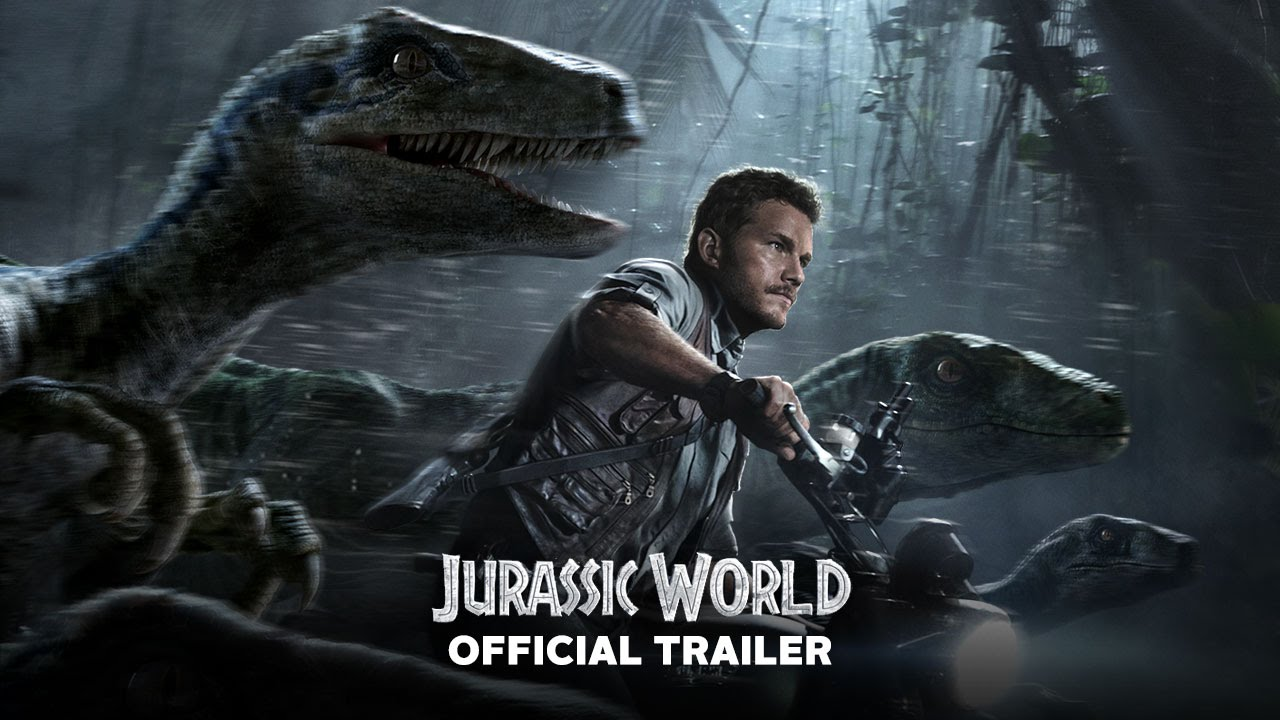 Jurassic World – Official Global Trailer (HD)