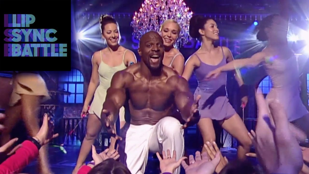 Terry Crews vs Mike Tyson – The greatest battle ever!
