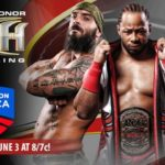 ROH Wrestling Coming to Destination America