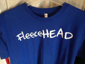 FleeceHEAD t-shirt