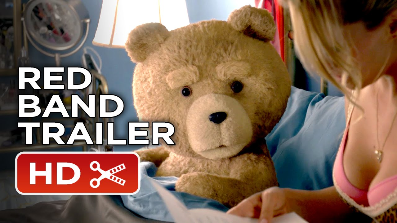 Ted 2 is HERE – Official Red Band Trailer