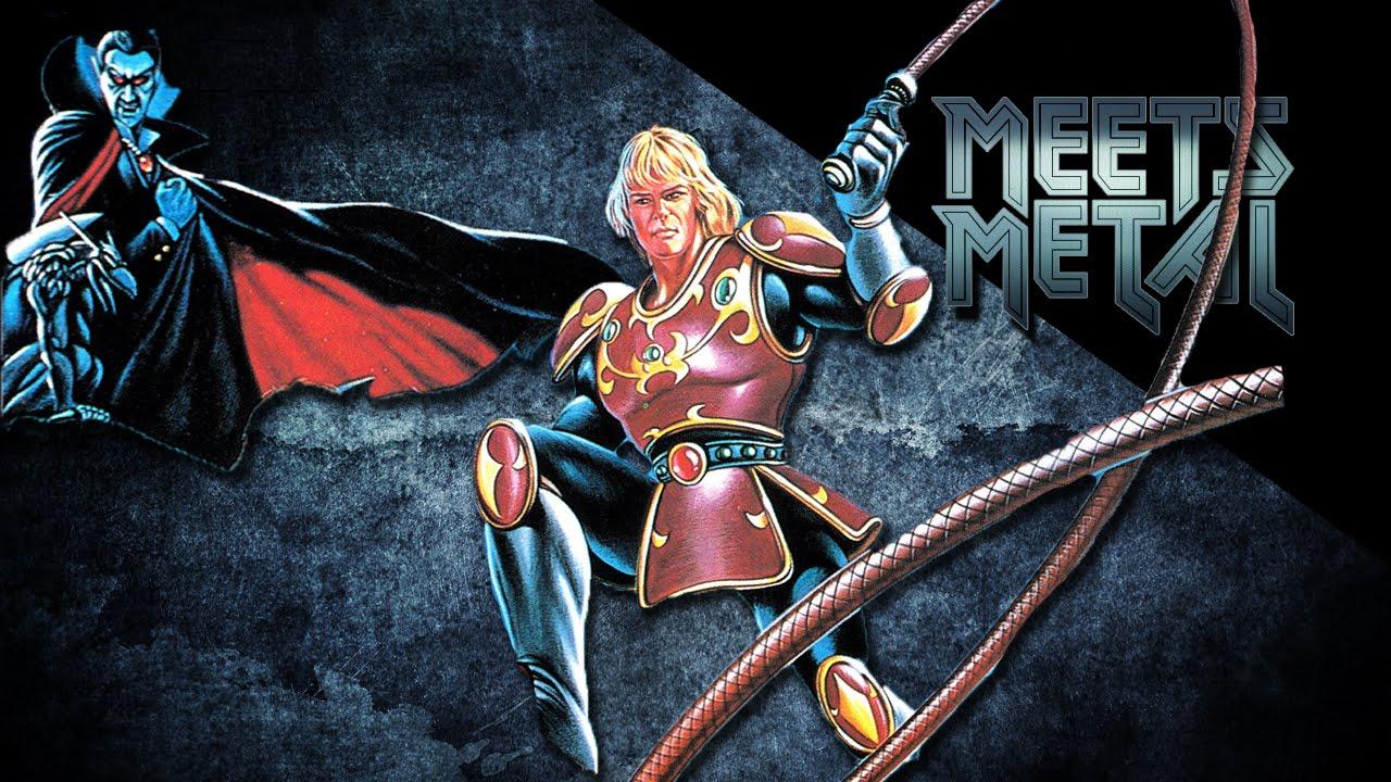 Konami Meets Metal – Erock 80's Inspired Metal Medley