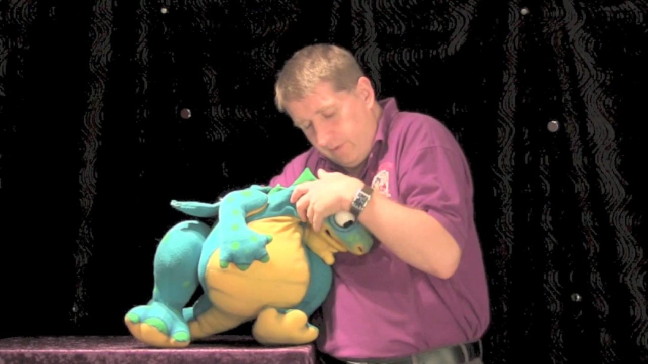 Puppetry for Beginners – Part 4: Conveying Emotions