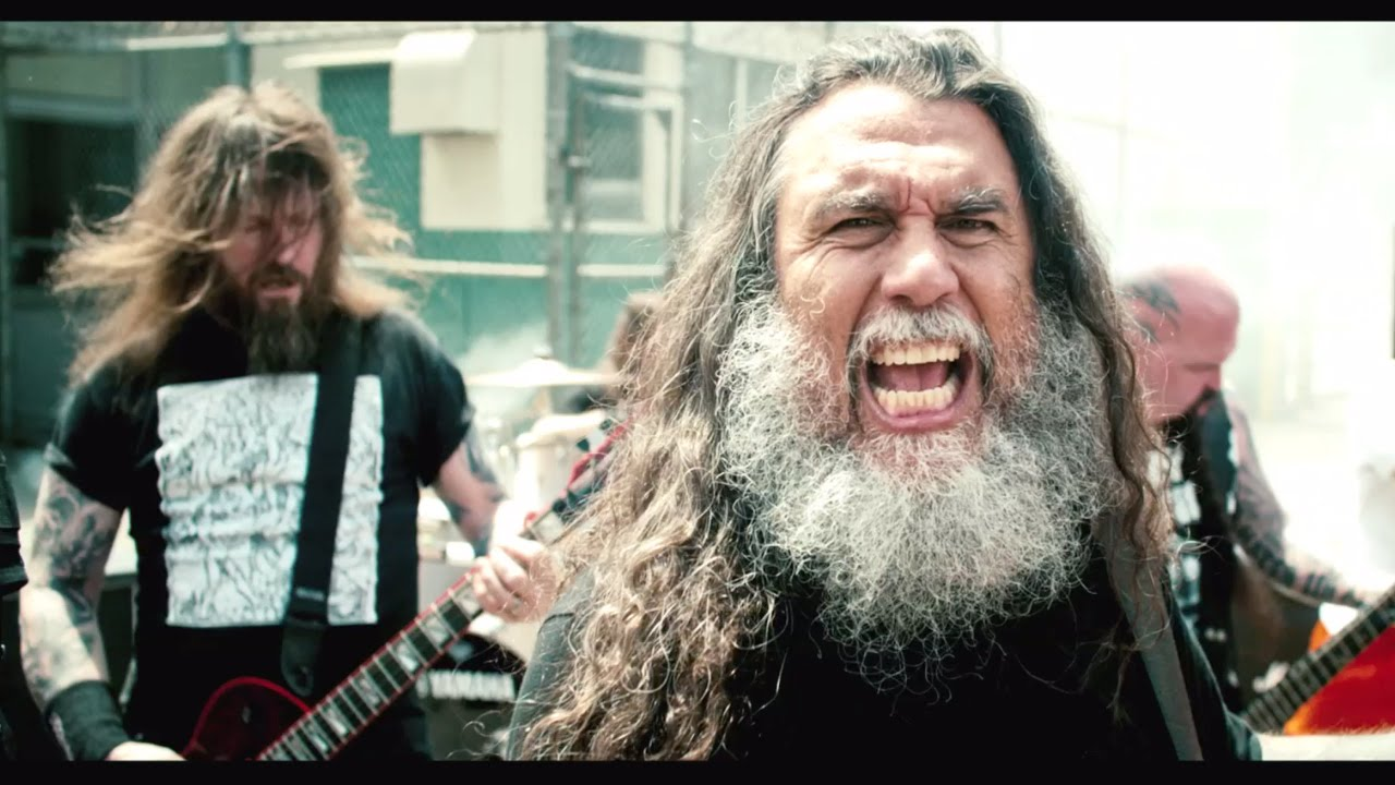 Repentless – Slayer's Latest Video