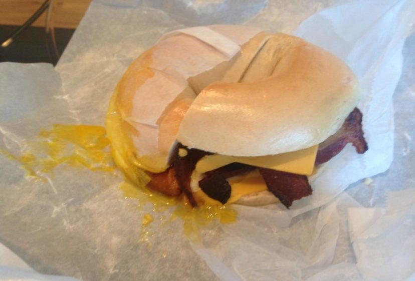 Fuck It Friday – Bacon, Egg, and Cheese