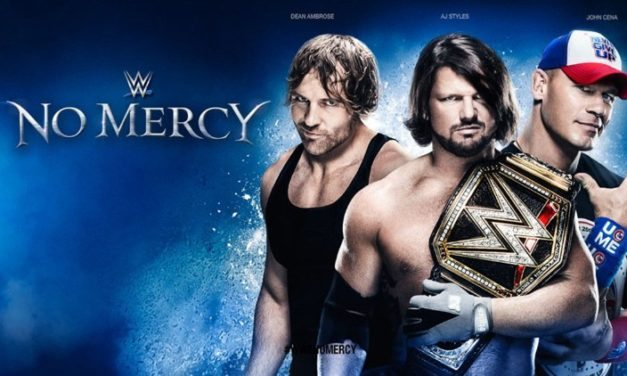 WWE No Mercy PPV Results