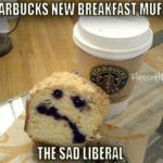 Starbucks New Muffin – The Sad Liberal
