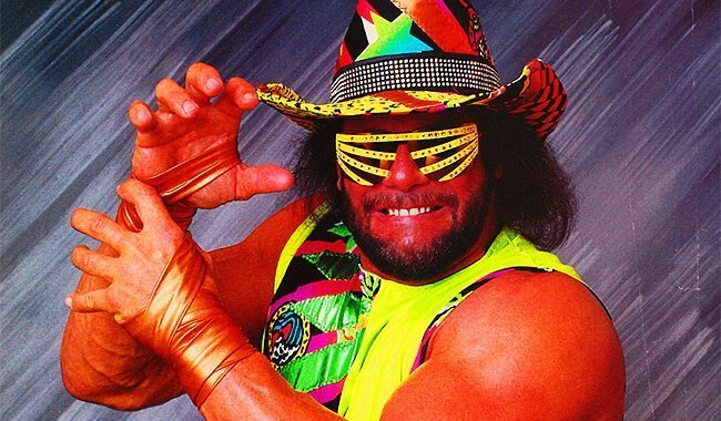 Randy Savage WWF