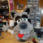Wolfun - head complete