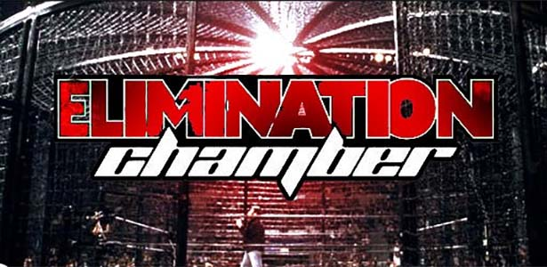 2015 WWE Elimination Chamber