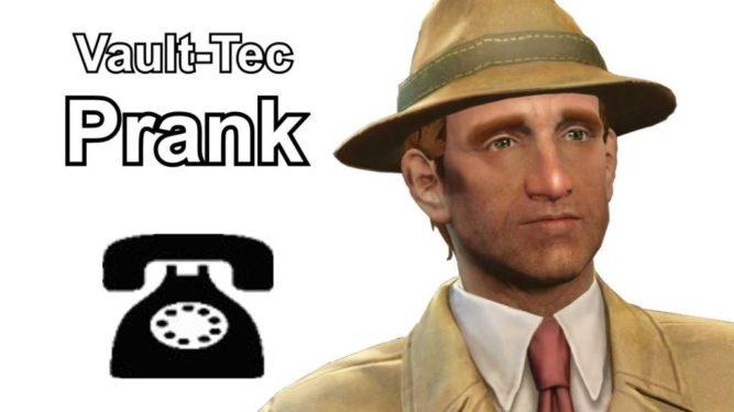 Vault-Tec Fallout 4