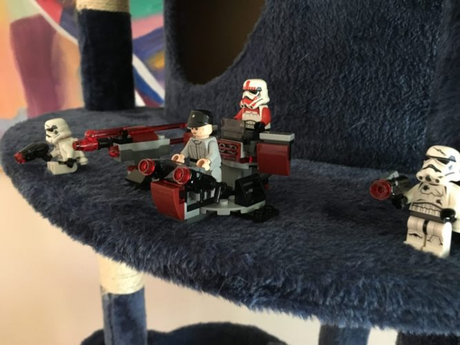Star Wars Legos Imperial Attack