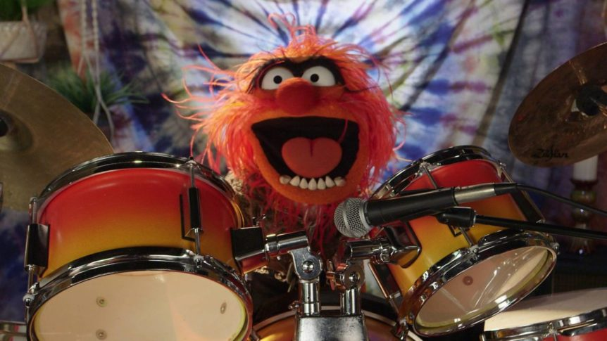 Muppets Dr Teeth