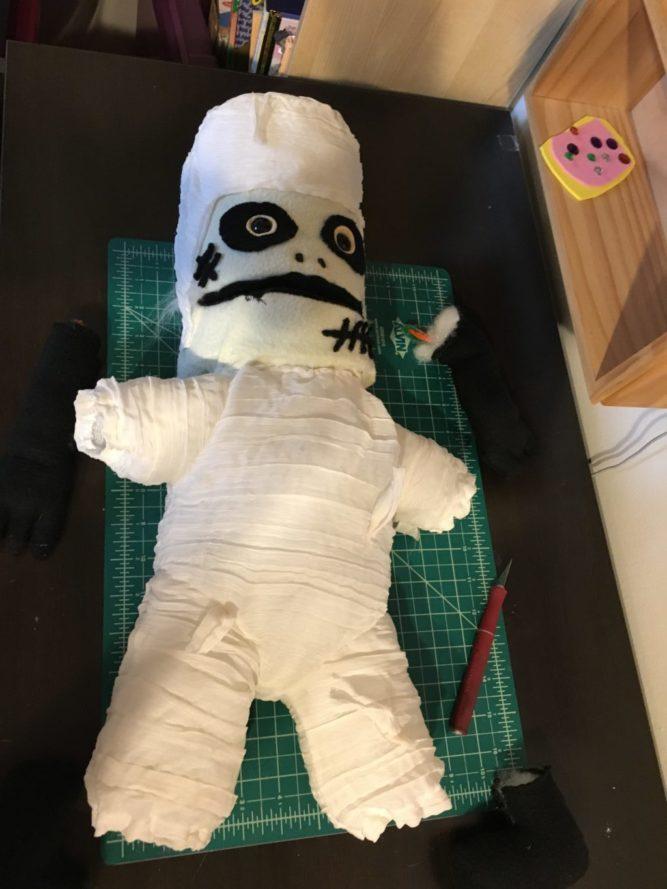 Mister Mummy