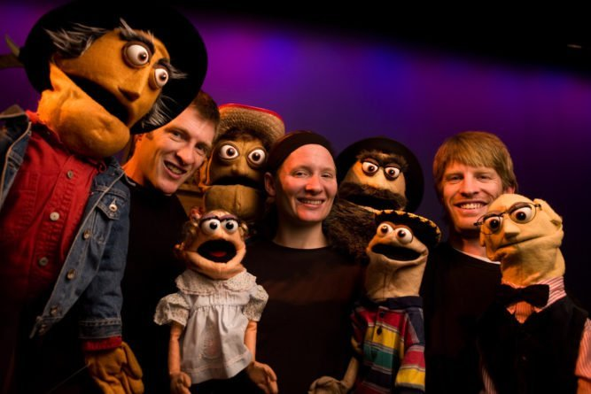 Frogtown Mountain Puppeteers
