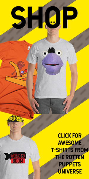 Shop Rotten Puppets
