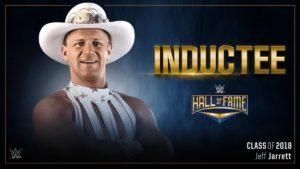 Jeff Jarrett WWE HOF