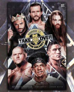 NXT North American Champion