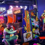 Radical Heights Arcade