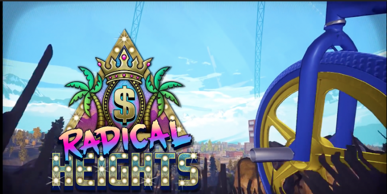 Radical Heights Green Screen Flicker