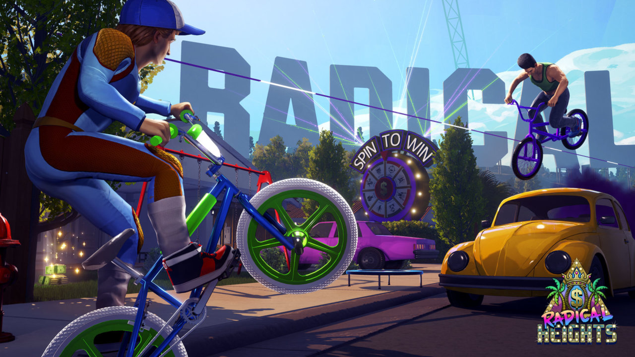 boss key announces 80s inspired battle royale shooter radical heights